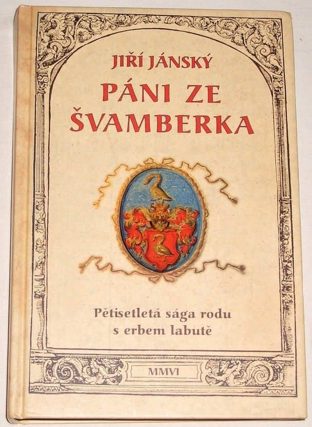 Jánský Jiří - Páni ze Švamberka