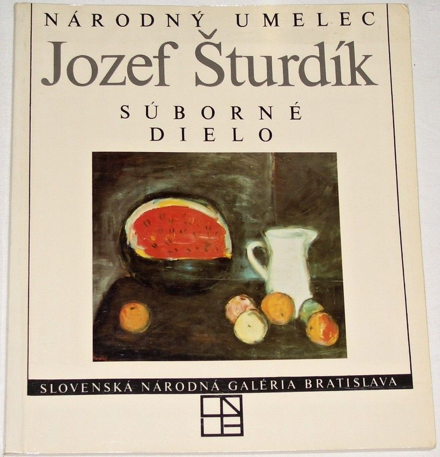 Jozef Šturdík - súborné dielo