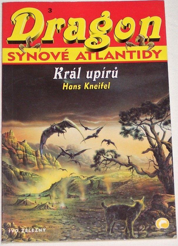 Kneifel Hans - Synové Atlantidy: Král upírů