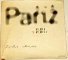 Prošek Josef, Řezáč Jan - Paříž v Paříži