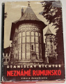 Richter Stanislav - Neznámé Rumunsko
