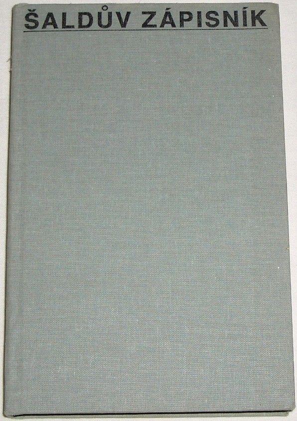 Šaldův zápisník II. (1929-1930)