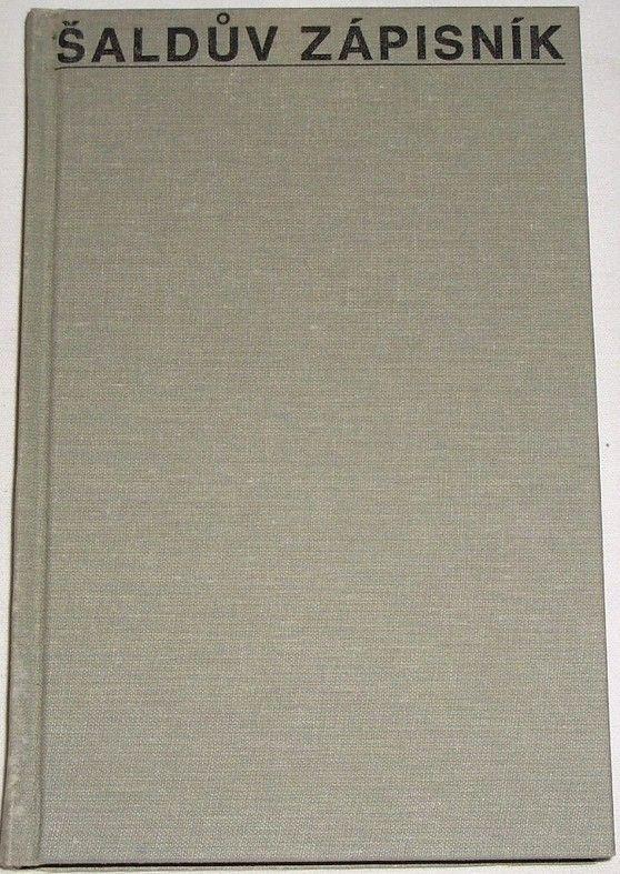 Šaldův zápisník VIII. (1935-1936)