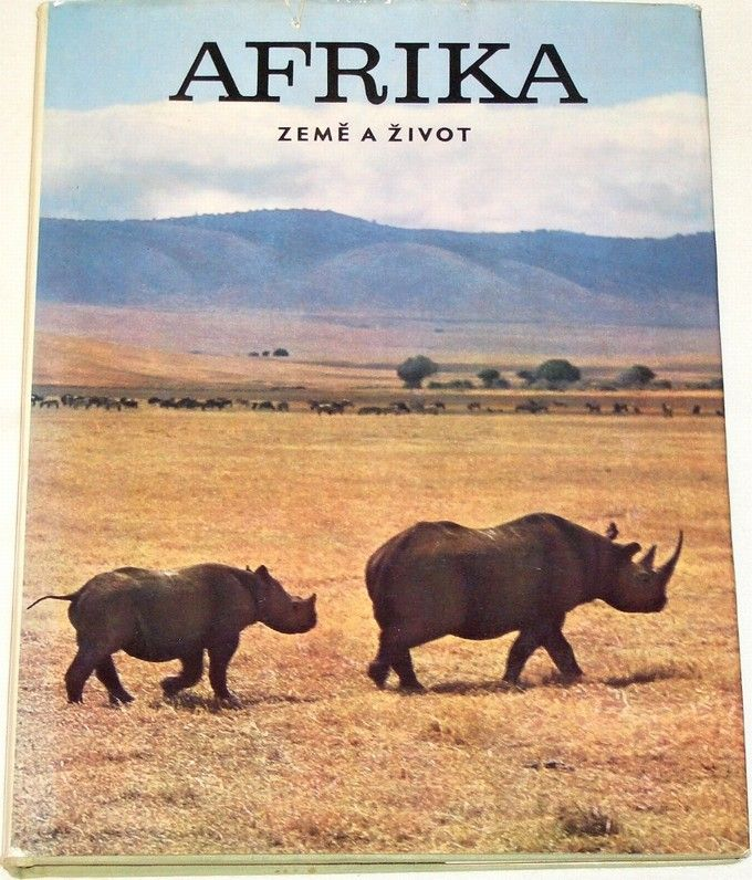 Carr Archie - Afrika: Země a život