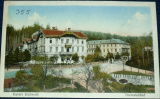 Dubí  (Kurort Eichwald)  Theresienbad 1926