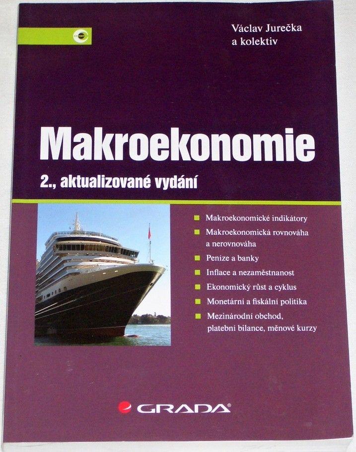 Jurečka Václav - Makroekonomie