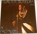 LP Miriam Makeba: A Promise