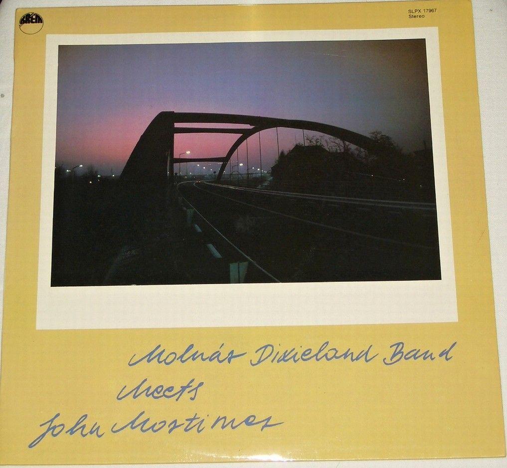 LP Molnár Dixieland Band Meets John Mortimer