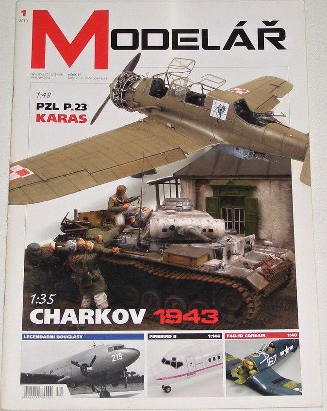 Modelář 1/2010 - ročník 61