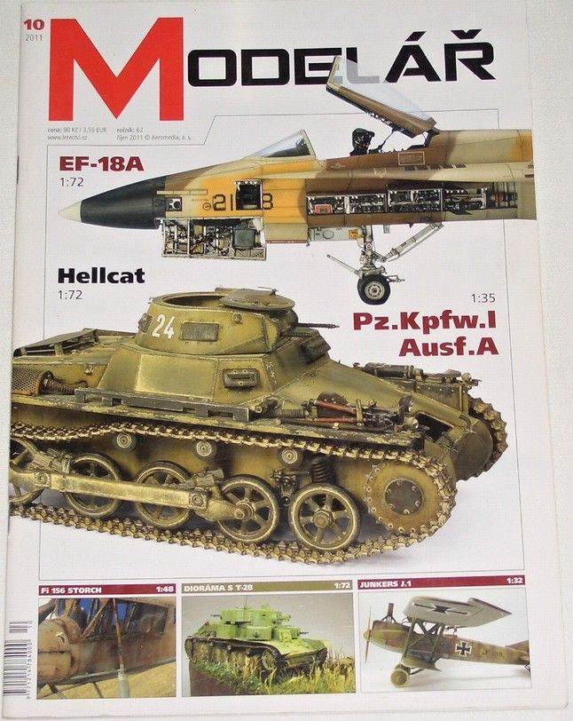 Modelář 10/2011 - ročník 62