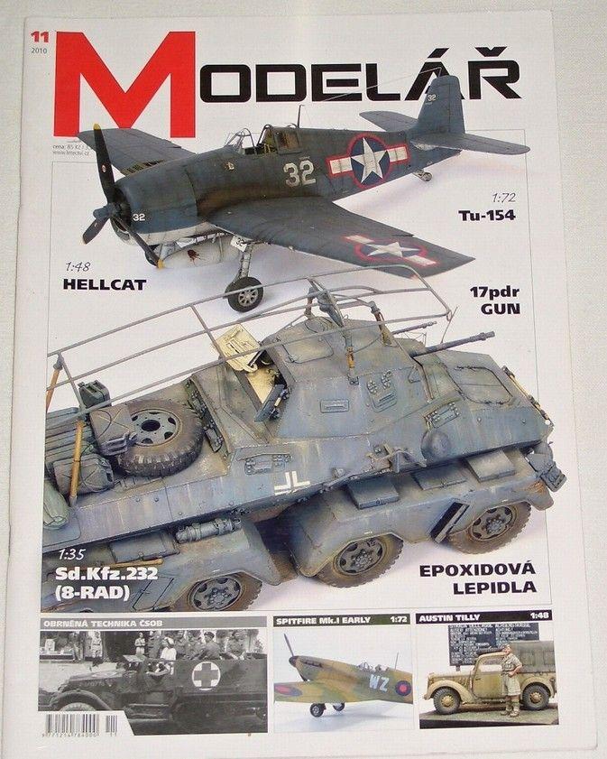 Modelář 11/2010 - ročník 61