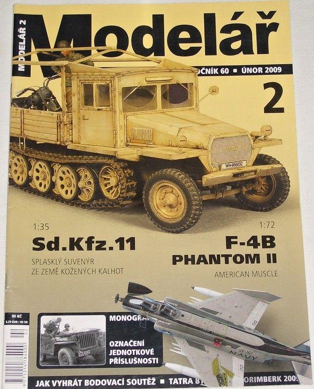 Modelář 2/2009 - ročník 60