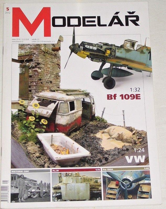 Modelář 5/2012 - ročník 63