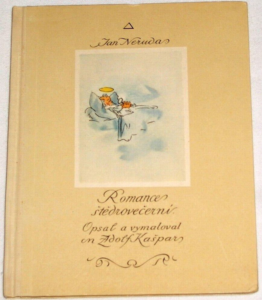 Neruda Jan - Romance štědrovečerní