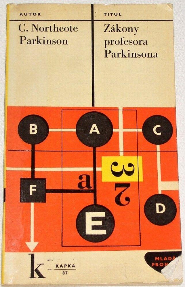 Parkinson C. Northcote - Zákony profesora Parkinsona