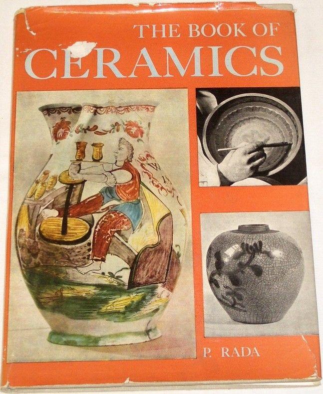 Rada Pravoslav - The Book of Ceramics