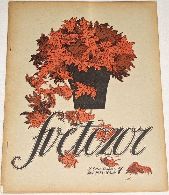 Světozor 7/1913
