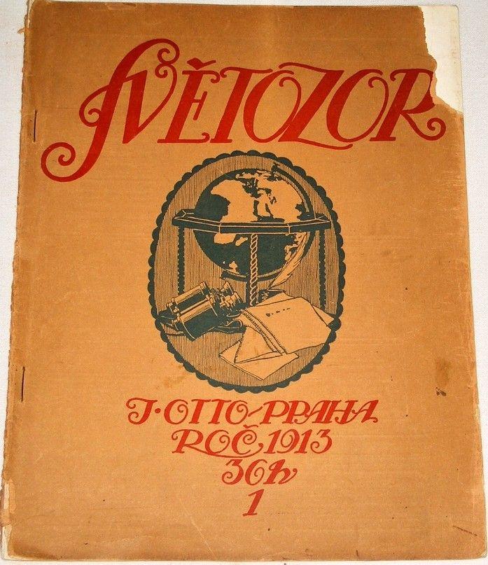 Světozor č. 1/1913