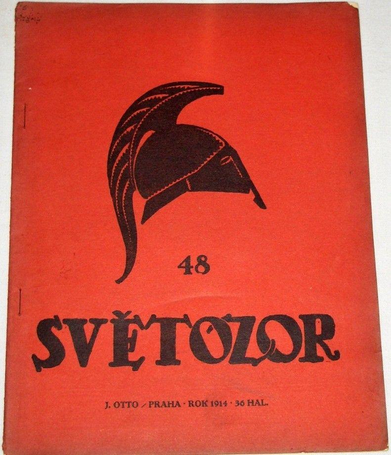 Světozor č. 48/1914