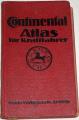 Continental Atlas für Mittel-Europa