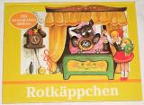 Kubašta Vojtěch - Rotkäppchen (Červená Karkulka) leporelo