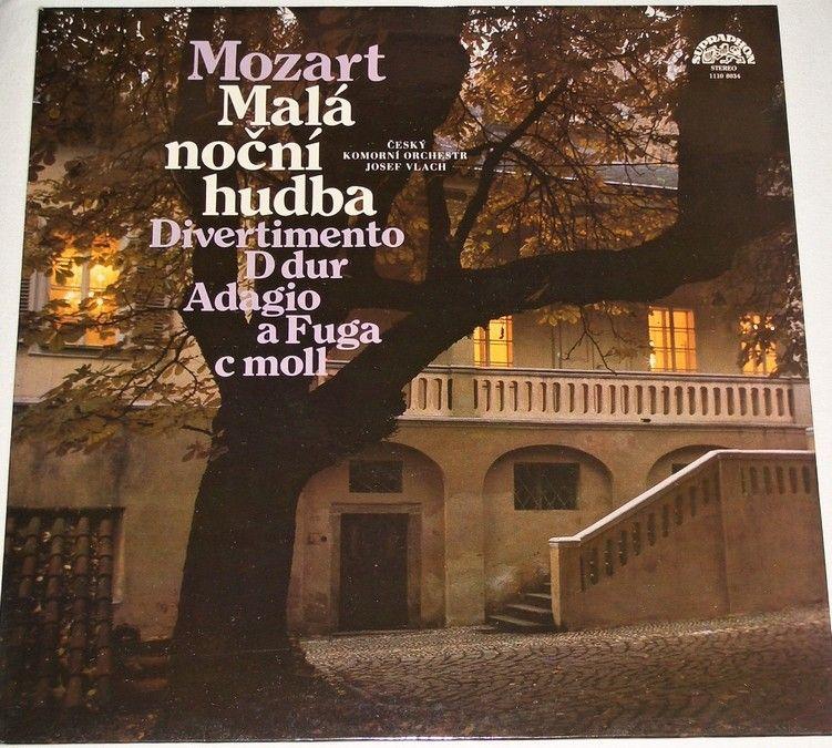 LP Mozart - Malá noční hudba, Divertimento D dur, Adagio a Fuga c moll