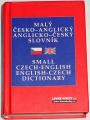 Malý česko-anglický a anglicko-český slovník
