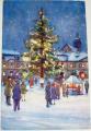 Vánoční strom republiky - ilustrovaná, 1934
