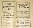 Katalog jJhočeské výstavy v Táboře 1929 spojené s Výstavou čsl. válečnictví (23.červen-15 srpen)
