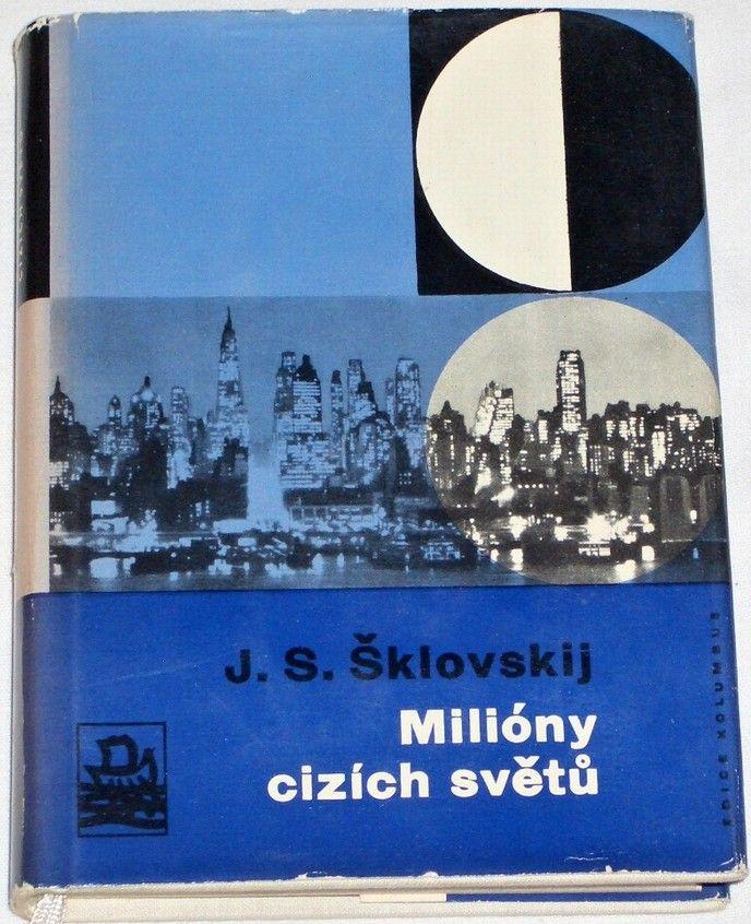 Šklovskij J. S. - Milióny cizích světů