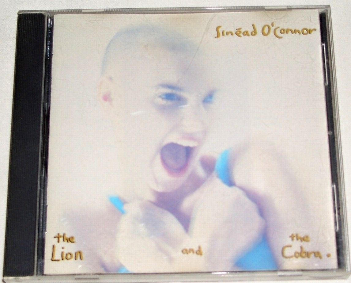 CD Sinéad O´Conor: The Lion and the Cobra