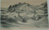 Alpy: Breithorn ledovec