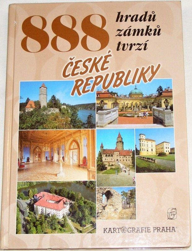 David Petr, Soukup Vladimír - 888 hradů, zámků, tvrzí České republiky