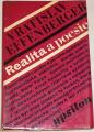 Effenberger Vratislav - Realita a poesie