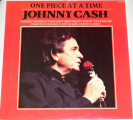 LP Johnny Cash: One Piece At A Time
