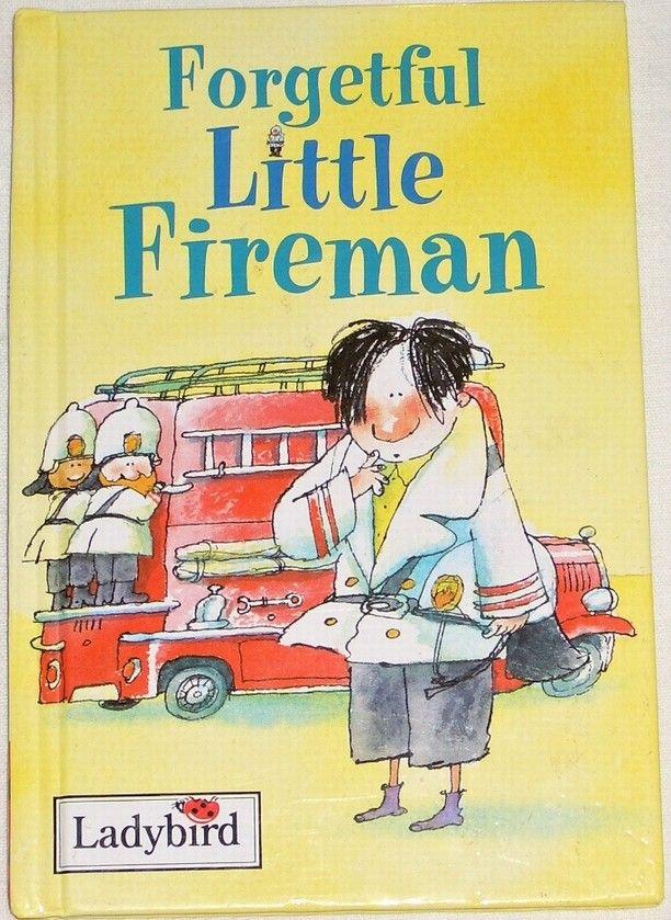MacDonald Alan - Forgetful: Little Fireman