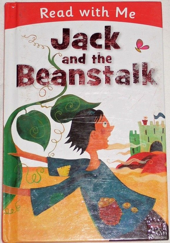 Page Nick and Claire - Jack and the Beanstalk