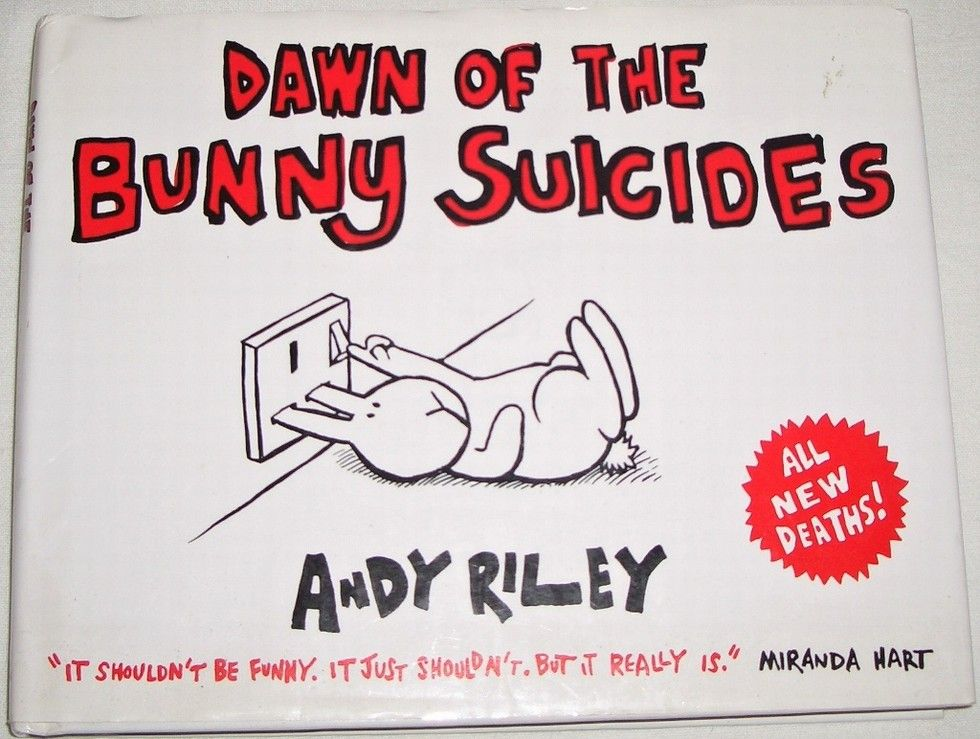 Riley Andy - Dawn of the Bunny Suicides