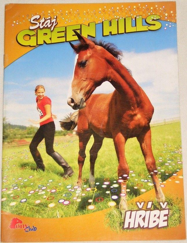 Stáj Green Hills: Hříbě