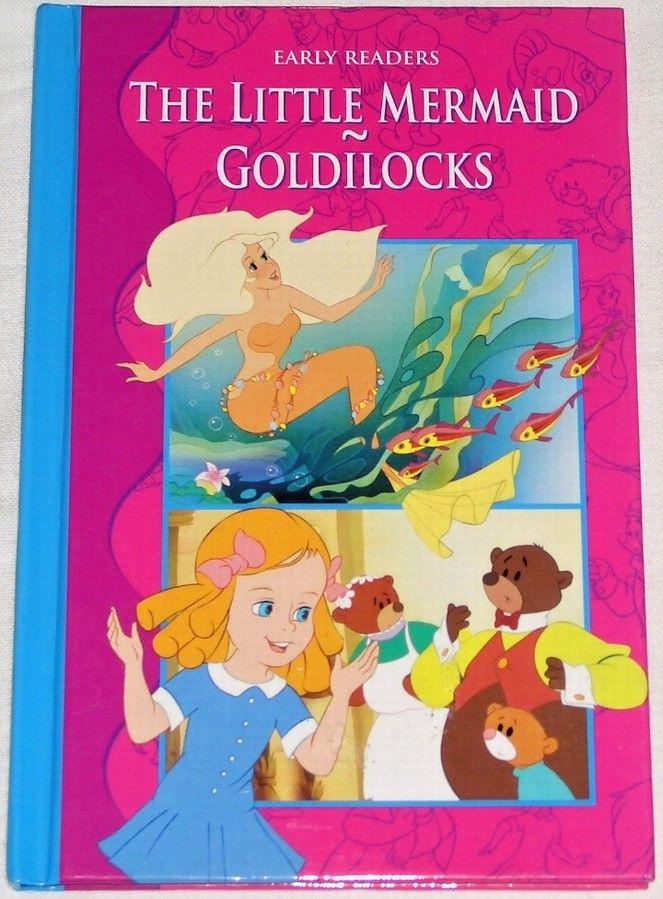 The Little Mermaid - Goldilocks