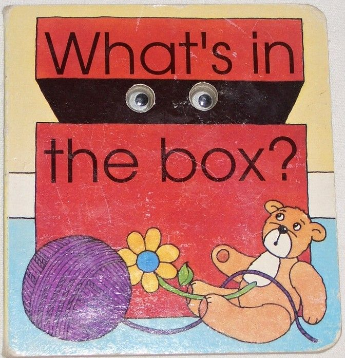 What´s in the box?