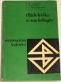 Adorno, Habermas, Friedeburg - Dialektika a sociologie