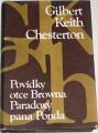 Chesterton G.K. - Povídky otce Browna, Paradoxy pana Ponda