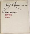 Eluard Paul - Posledné ľúbostné básne