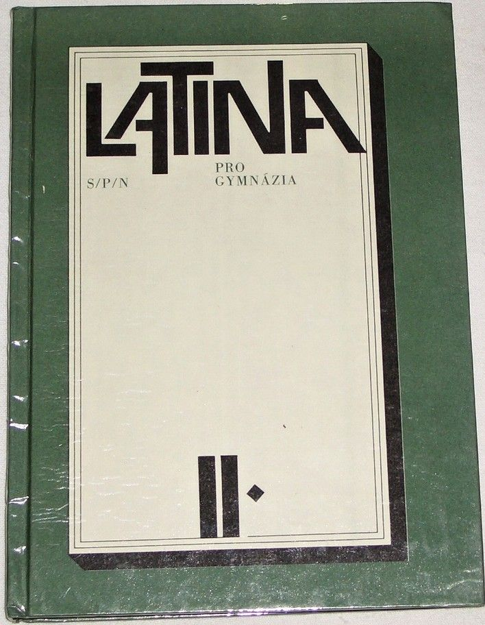 Hakenová Alena - Latina pro gymnázia II.
