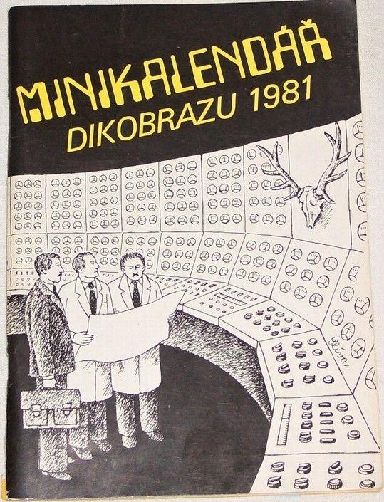 Minikalendář Dikobrazu 1981
