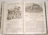 Černokňažník - časopis humoristicko zábavný, 1863, 1864 roč. 3. + 4.