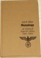 Hitler Adolf - Monology ve Vůdcově hlavním stanu 1941-1944
