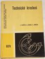 Hložek, Bobek, Mašek - Technické kreslení
