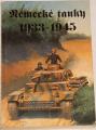 Ledwoch Janusz - Německé tanky 1933-1945